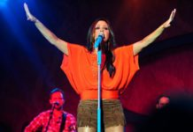 Sara Evans All The Love Tour